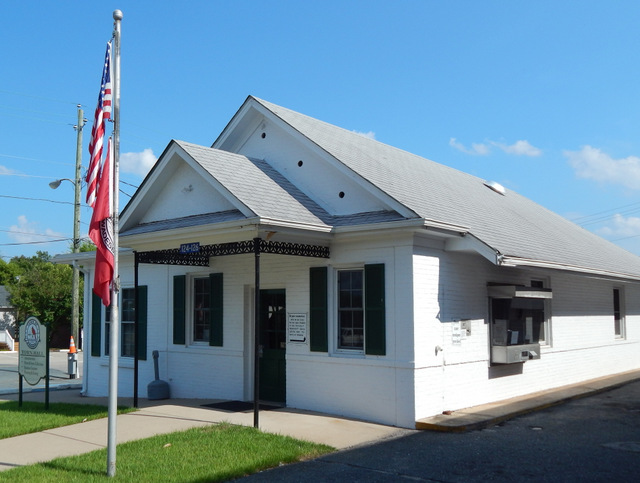 town hall and town office wadesboro nc