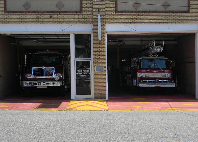 wadesboro fire station