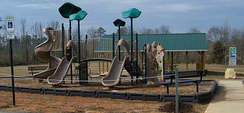 kids playground and childrens playground in Wadesboro