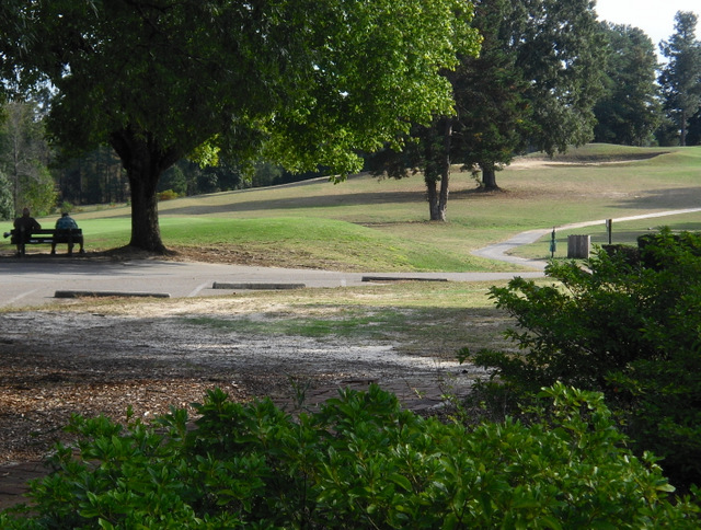 18 hole golf course for public golf in wadesboro