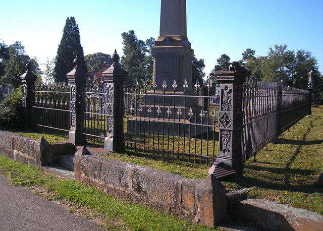 historical eastview cemetery anson county wadesboro
