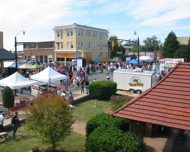 taste of pee dee or people fest festival in wadesboro
