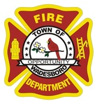 wadesboro volunteer fire department logo